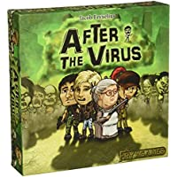 After The Virus Strategy Board Game