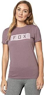 Fox Womens Women's Crew Neck T-Shirt