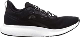 Reebok Forever Floatride Energy 2 Contrast Sole Lace-Up Running Shoes for Women - Black and White