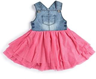 Little Kangaroos Girls Pinafore Dress
