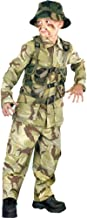 Delta Force Military Kids Costume