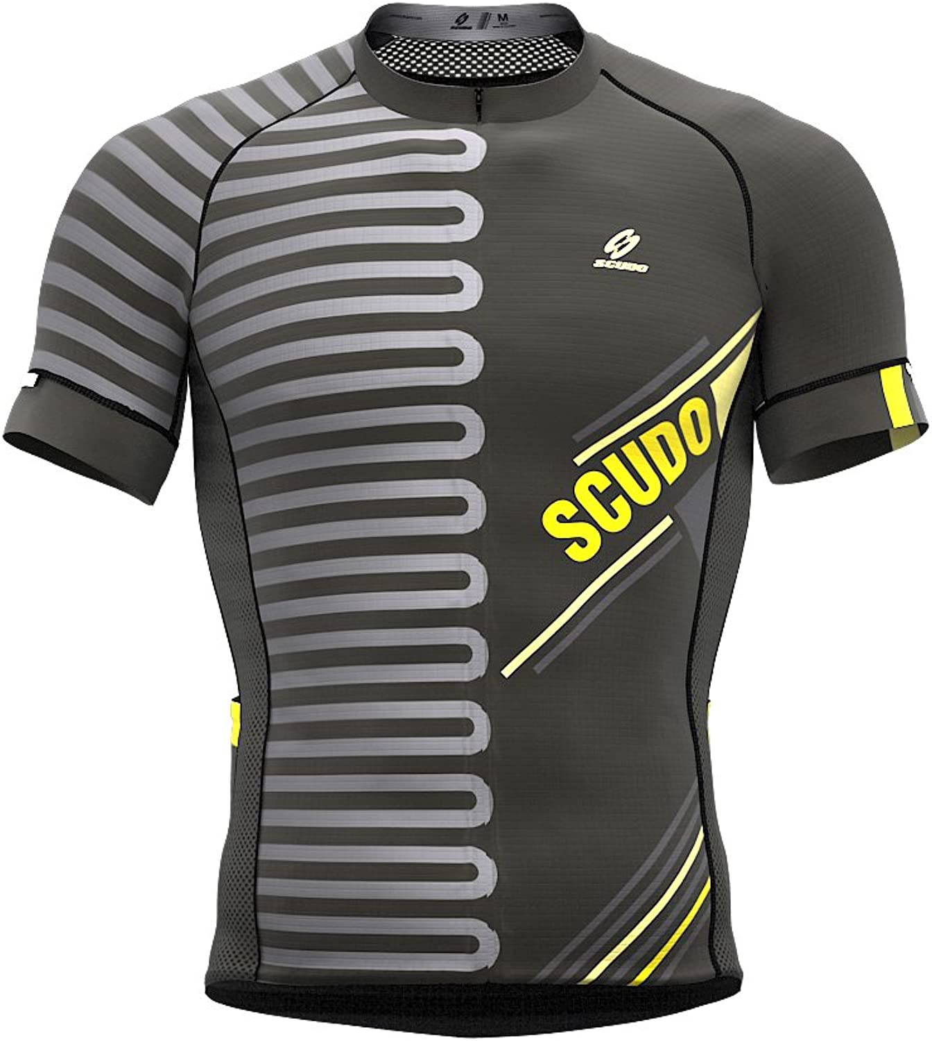 ScudoPro Pedaling Cycling PRO Jersey Short Sleeve for Women