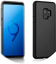 Anti Gravity Phone Case for Samsung S9 S8 S7 S6 S5 Edge Plus Note 8 7 5 4 for iPhone X 8 7 6S 6 Plus Adsorbed Cover Cases,Black,for Samsung Note 5