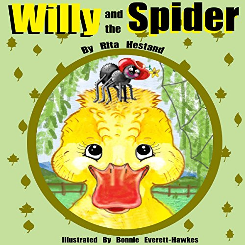 Willy and the Spider, Volume 1 audiobook cover art
