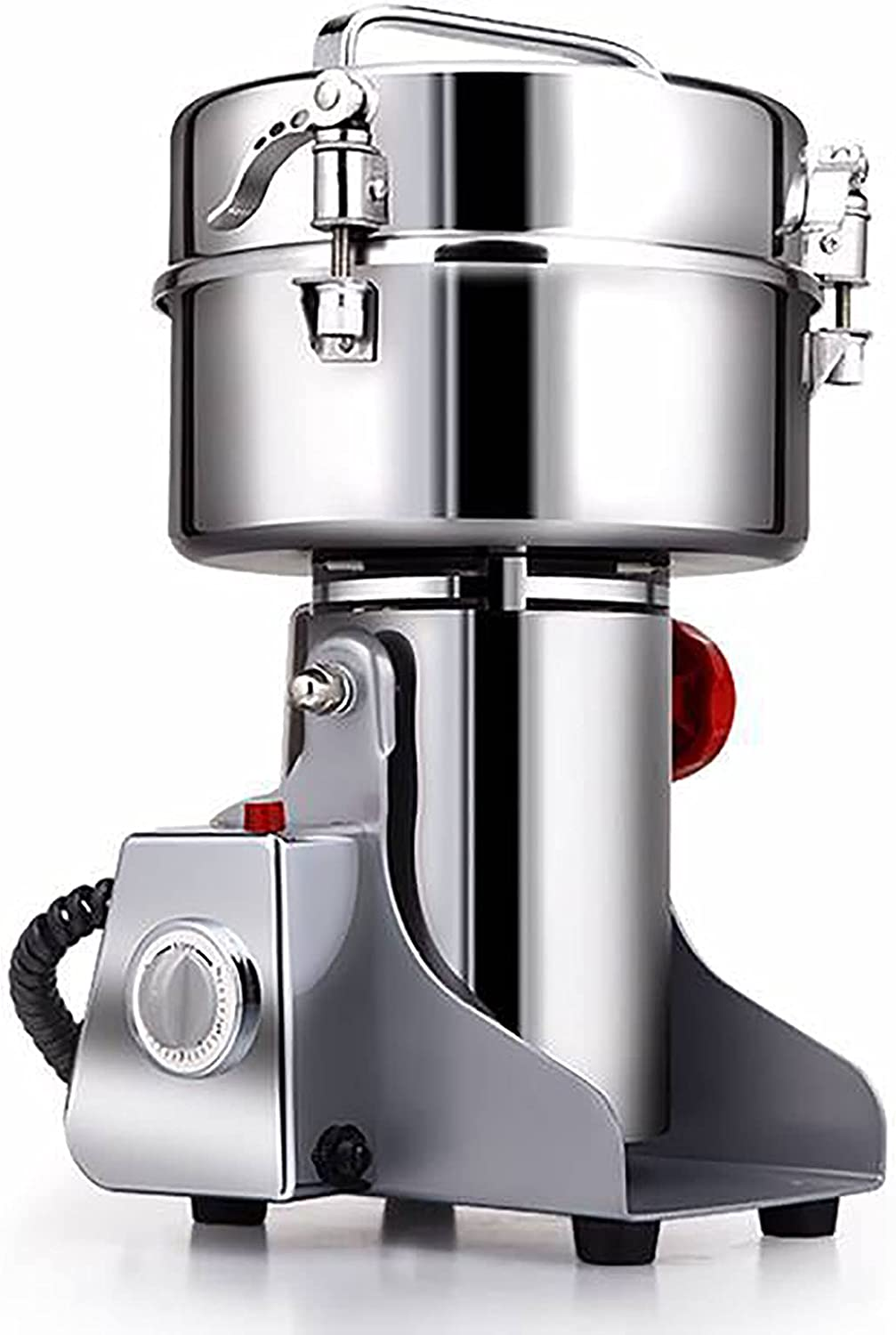 CLIng Electric Grain Mills High NEW Powd Capacity El Paso Mall Pulverizer Grinder