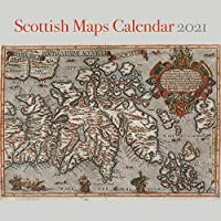 Scottish Maps 2021 Calendar (Calendars 2021)