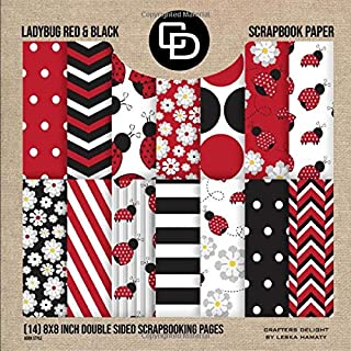 Best ladybug scrapbook paper Reviews