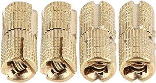 4 stks/pak Messing Verborgen Scharnier Kabinet Geschenkdoos Vat Scharnier, 8mm180° Openingshoek DIY Sieraden Doos Meubels ...