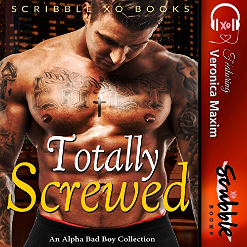 Totally Screwed audiobook cover art
