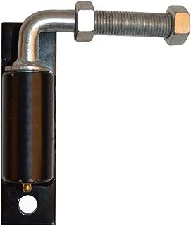 ALEKO LM113 Small J-Bolt Hinge Doors Gates 1/2 Inch
