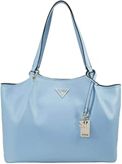 Borsa donna Guess Lias shopper in ecopelle lime BS20GU148 Dimensioni borsa Grande