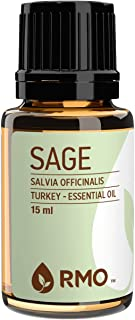 Rocky Mountain Oils - Sage - 15 ml - 100% Pure and Natural Essential Oil