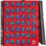 Grafoplás 39822152 Colección Katuki Saguyaki Carpeta con Espiral, 30 Fundas Transparentes, Modelo...