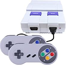 $30 » Sponsored Ad - Classic Retro Game Console, 8-bit AV Output Video Game Built-in 400 Games with 2 Classic Controllers