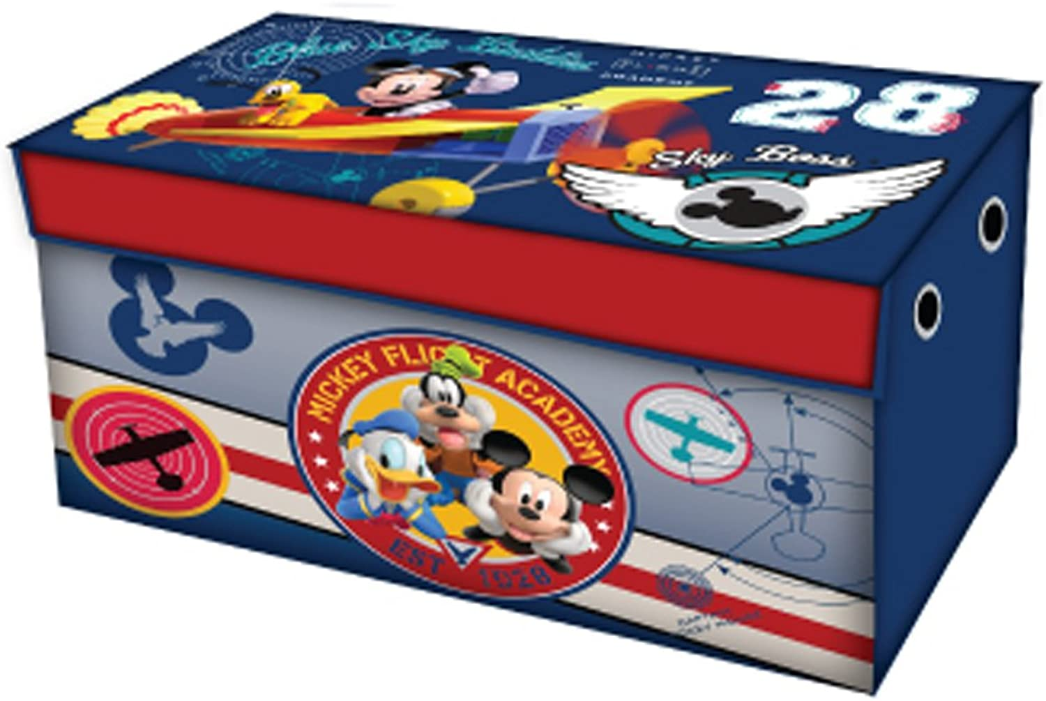 Disney Mickey Mouse Collapsible Storage Trunk by Disney