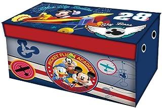 Disney Mickey Mouse tronco de almacenamiento plegable