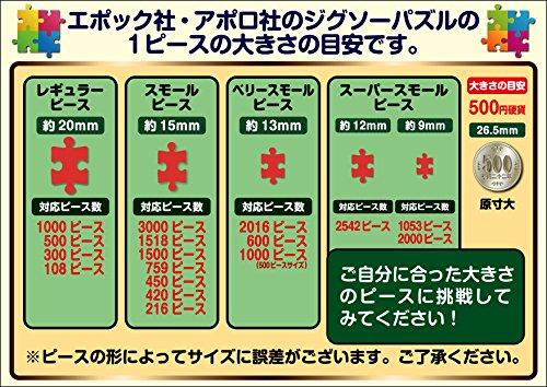 エポック『神奈川沖浪裏冨嶽三十六景(54-005)』
