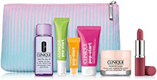 Clinique 2019 Fall 7pc Gift Set with Pep Up Skin Trio