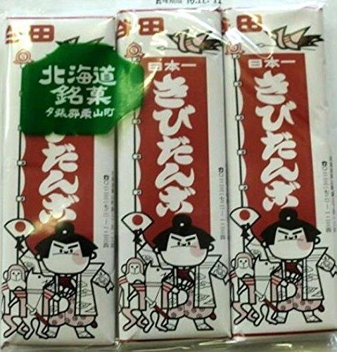 谷田製菓 3本並びきびだんご 70g×3本