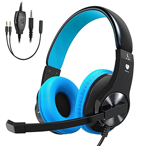 Cuffie Gaming per PS4 Xbox One  PC Vobon Gaming Headset Over Ear Stereo
