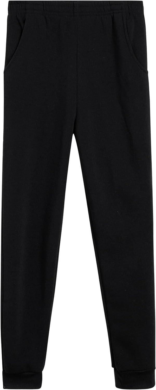 Coney Island Girls' Sweatpants - Active Fleece Joggers (Size: 7-16)