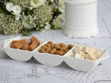 """Preisvergleich für Chic Antique Snackschale """"Provence"""" nostalgisch Porzellan Servierschale"""