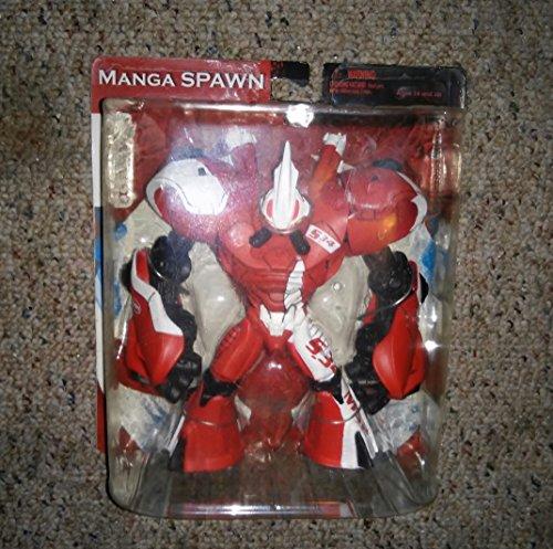 MANGA SPAWN 2 - Spawn Series 34: SPAWN CLASSICS Ultra Action Figure