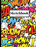 Sketchbook: 8.5'x 11, 120 pages, Blank Paper for Sketching, Drawing and Creative Doodling. Notebook and Sketchbook to Draw and Journal (Workbook and Handbook)