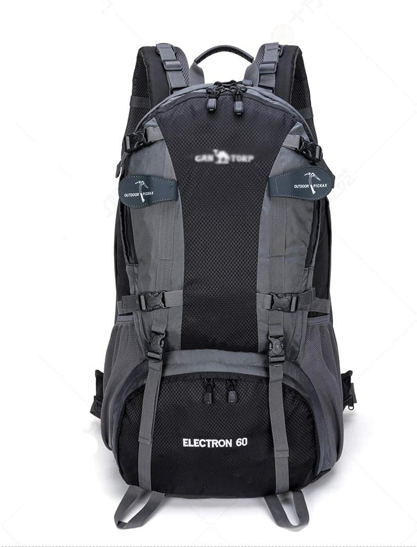 ZCCBB Rucksackwandertasche mit Regenhülle zum Wandern, Camping, Reisen 41 41 41  25  64cm B07P5YJLJD  Klassischer Stil 85b068