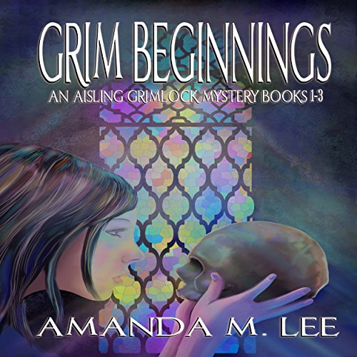 Grim Beginnings audiobook cover art