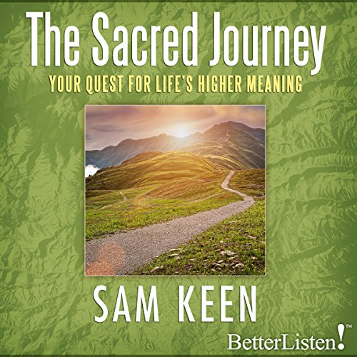 The Sacred Journey audiobook cover art
