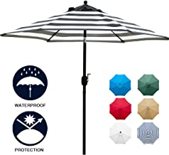 Best black white beach umbrella Reviews
