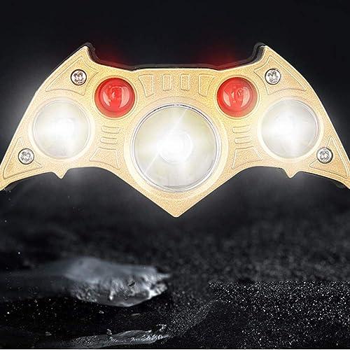 LGF Helmet Torche de tête de Nuit Multi-Mode sont très efficaces étanche à l'eau LED Super Lumineux Clair et Longue Endurance phares extérieurs