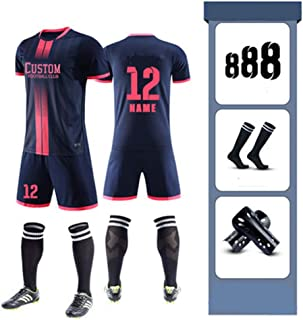 Custom Soccer Jersey Short Men Kids USA Women Football Team Uniform Name