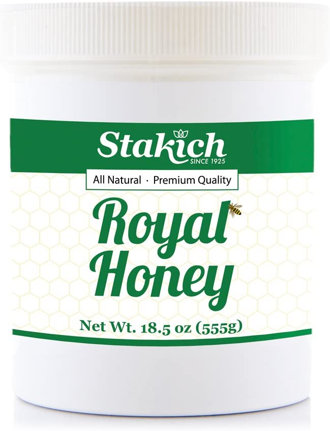 Stakich Royal Limited Special Price Honey Brand new 18.5 oz - Natural 100% Raw Pure Premium