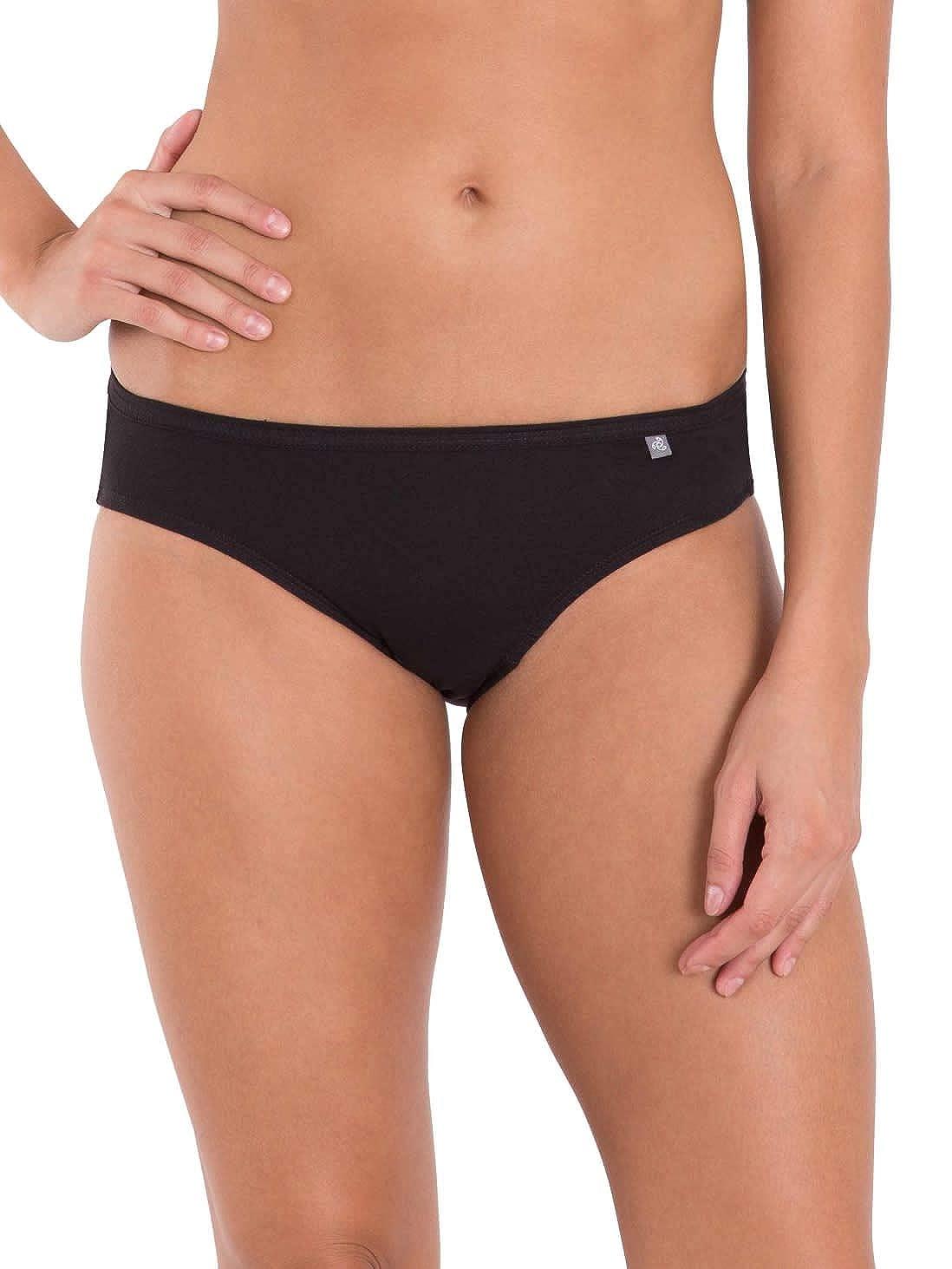 Jockey Women Cotton Bikini Panty(Colors and Prints may vary)