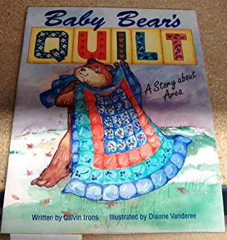 Paperback Baby Bear's Quilt Small Book