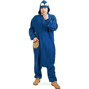 Fritz Fries & Söhne GmbH & Co Disfraz Monstruo Azul Galleta ...