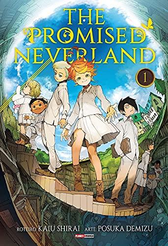 The Promised Neverland - Panini - Kit em 5 volumes