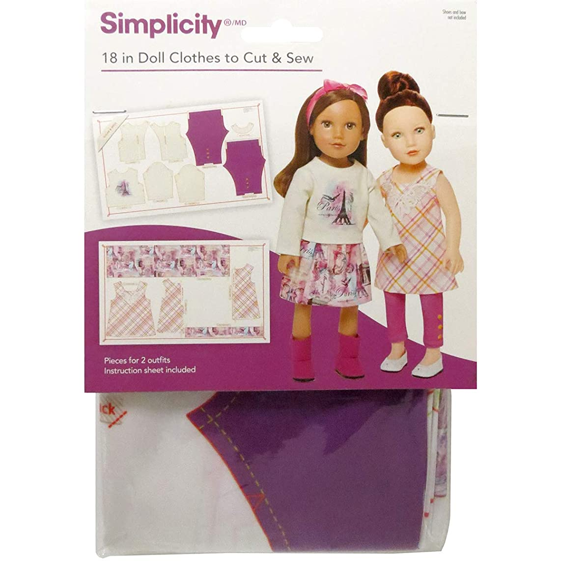 Wrights 50281200 Simplicity 18