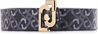 Luxury Fashion | Liu Jo Womens N69231E001722222 Black Belt | Fall Winter 19