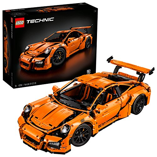 LEGO Technic - Coche Porsche 911 GT3 RS (42056)