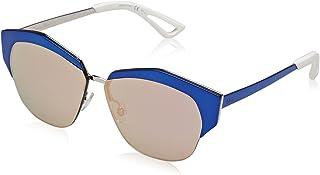 1ef638c71a Dior DIORMIRRORED 0J I22 Gafas de sol, Negro (Blackbluee Pld/Grey Rose Gd