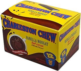 Charleston Chew Vanilla Nougat Hot Chocolate Single Serve Pods - 12 Count