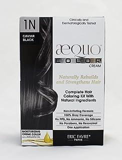 Aequo Color Cream Kit 1N Caviar Black