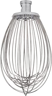 Hobart Equivalent Classic Stainless Steel Wire Whip for 80 Qt. Bowls