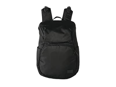 Pacsafe Citysafe CS300 Compact Backpack (Black) Backpack Bags