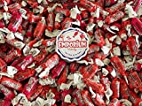 Tootsie Frooties Red Only! - Strawberry Fruit Punch Watermelon - 1.5 lbs of Delicious Assorted Bulk Wrapped Candy with Refrigerator Magnet