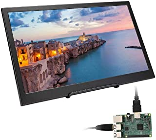 Ultra-Thin Clearer Portable LCD Monitor, Aluminum Alloy Display, for Industrial Equipment Game