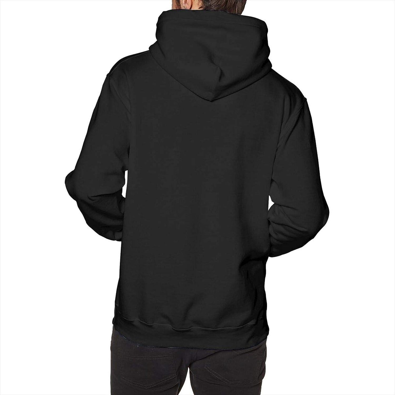 WNN Jeff The Killer Smile Fashion Mens Hat and Pocketless Sweater Black
